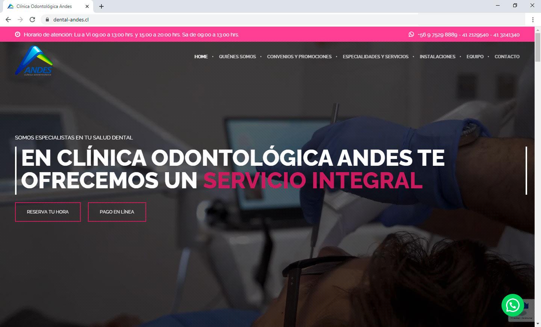 Clínica Odontológica Andes