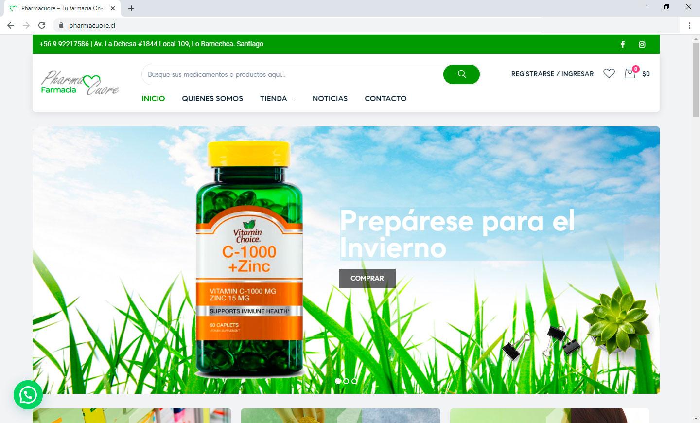 Pharmacuore